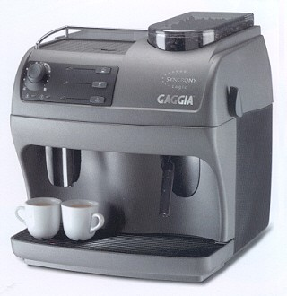 La Gondola - Coffee Machines Gaggia Syncrony Logic