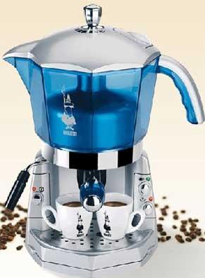 Bella Electric Coffee Maker : Stove Top Brewers - Bialetti Mokona espresso maker